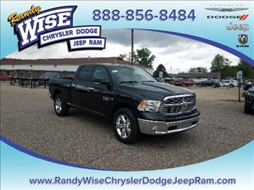 2017 RAM Ram Pickup 1500 for sale in Clio, MI
