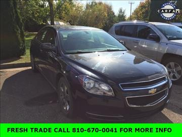 2008 Chevrolet Malibu for sale in Clio, MI