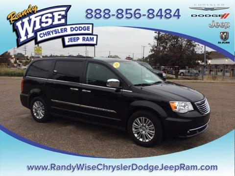 2016 Chrysler Town and Country for sale in Clio, MI