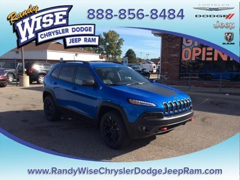 2018 Jeep Cherokee for sale in Clio, MI