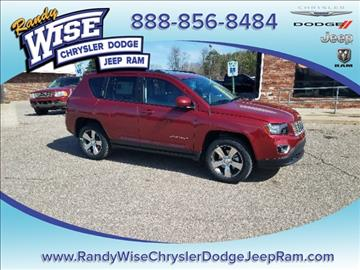 2017 Jeep Compass for sale in Clio, MI