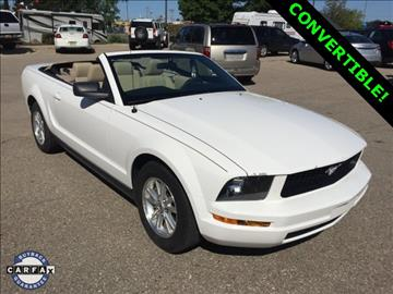 2006 Ford Mustang for sale in Clio, MI