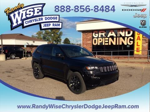 2018 Jeep Grand Cherokee for sale in Clio, MI