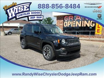 2017 Jeep Renegade for sale in Clio, MI