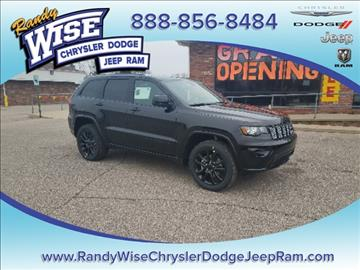 2017 Jeep Grand Cherokee for sale in Clio, MI