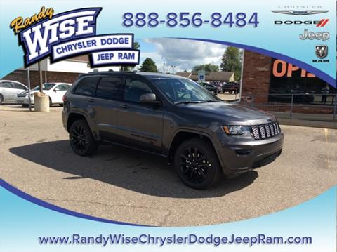 2018 Jeep Grand Cherokee for sale in Clio, MI