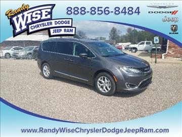 2017 Chrysler Pacifica for sale in Clio, MI