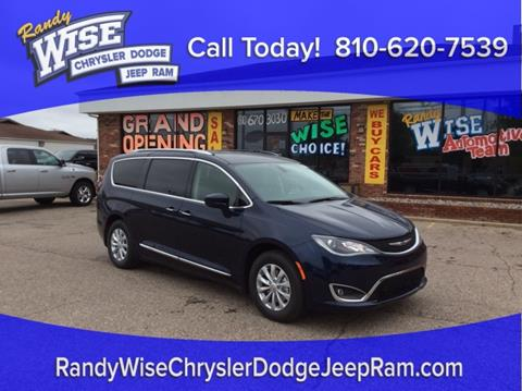 2018 Chrysler Pacifica for sale in Clio, MI