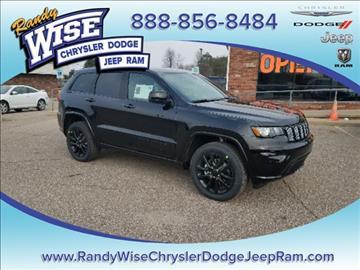 2017 Jeep Grand Cherokee for sale in Clio, MI