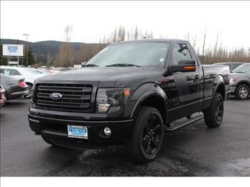 2014 Ford F-150 for sale in Anacortes, WA