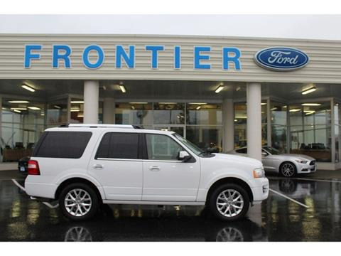 2017 Ford Expedition for sale in Anacortes, WA