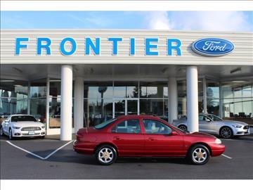 1999 Ford Contour for sale in Anacortes, WA