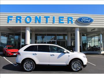 2014 Lincoln MKX for sale in Anacortes, WA