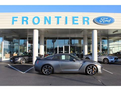Frontier Ford Anacortes >> 2009 Nissan GT-R For Sale - Carsforsale.com
