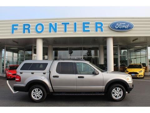 2008 Ford Explorer Sport Trac for sale in Anacortes, WA