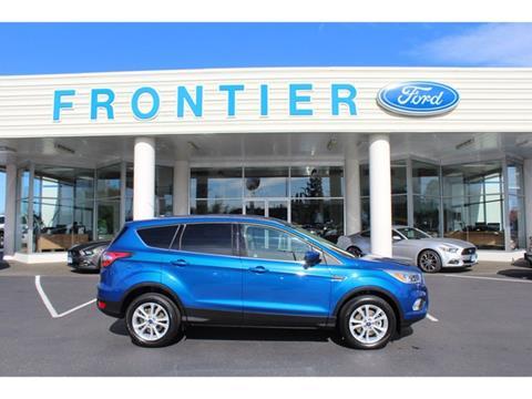 2017 Ford Escape for sale in Anacortes, WA