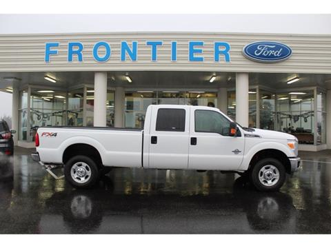 Frontier Ford Anacortes >> Used Ford Trucks For Sale in Anacortes, WA - Carsforsale.com