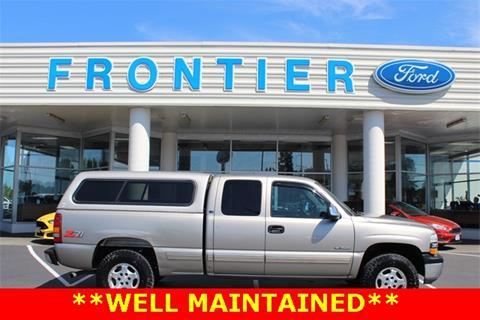 Frontier Ford Anacortes >> 1999 Chevrolet Silverado 1500 For Sale - Carsforsale.com®