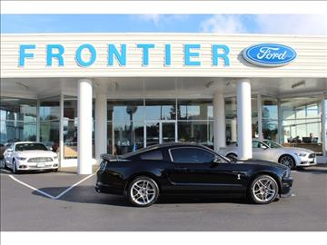 2014 Ford Shelby GT500 for sale in Anacortes, WA