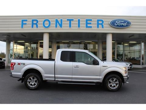 2015 Ford F-150 for sale in Anacortes, WA