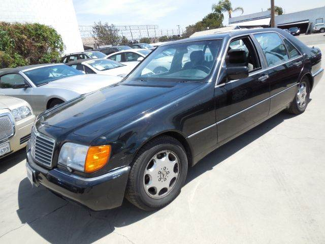 Used 1994 mercedes benz s class for sale for 1994 mercedes benz s class