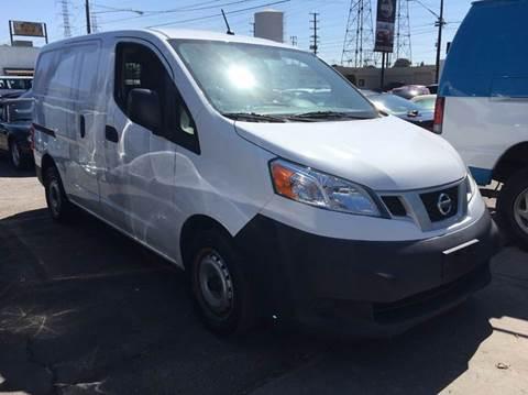 2013 Nissan NV200 for sale in Bellflower, CA