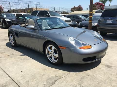 2002 Porsche Boxster for sale in Bellflower, CA