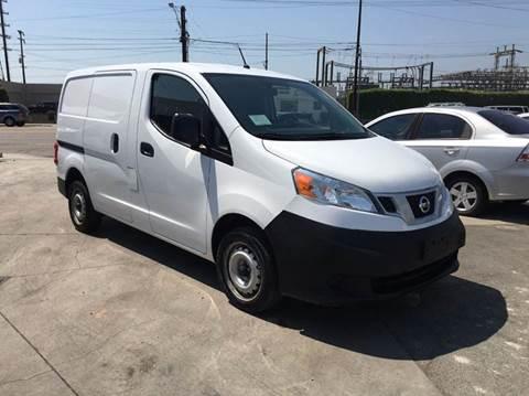 2016 Nissan NV200 for sale in Bellflower, CA