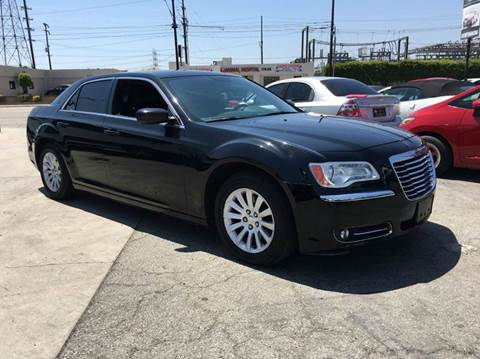2013 Chrysler 300 for sale in Bellflower, CA