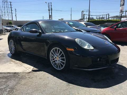 2006 Porsche Cayman for sale in Bellflower, CA