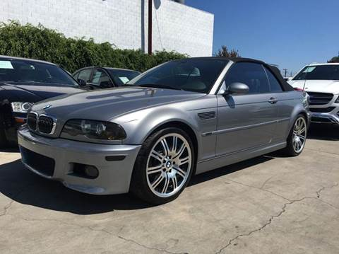 2003 BMW M3 for sale in Bellflower, CA