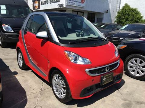 2014 Smart fortwo for sale in Bellflower, CA
