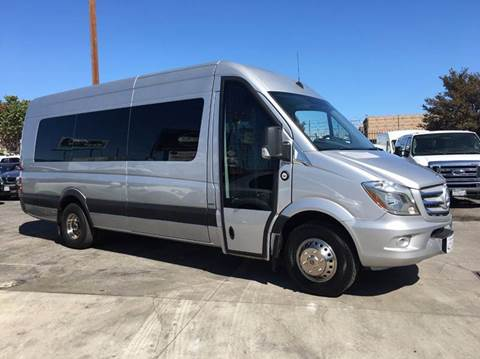 2014 Mercedes-Benz Sprinter Cargo for sale in Bellflower, CA