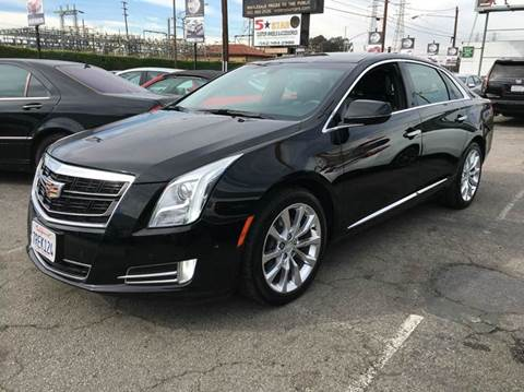 2016 Cadillac XTS for sale in Bellflower, CA
