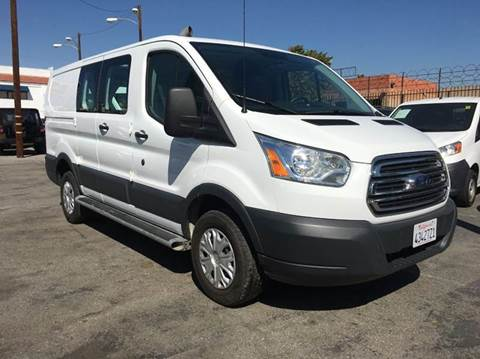 2015 Ford Transit Cargo for sale in Bellflower, CA