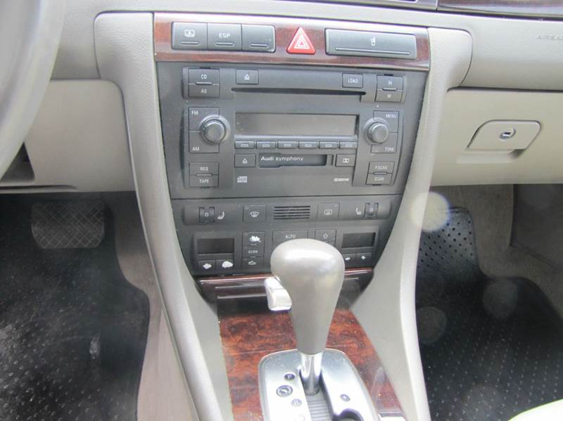 2002 Audi A6 3.0 quattro AWD 4dr Sedan - Schenectady NY