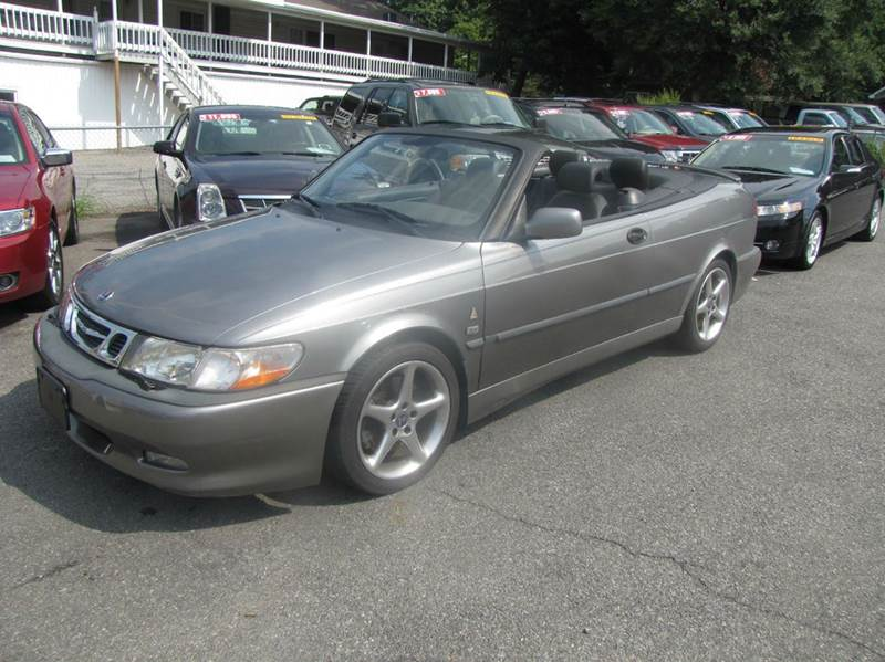 2001 Saab 9-3 Viggen 2dr Turbo Convertible - Schenectady NY
