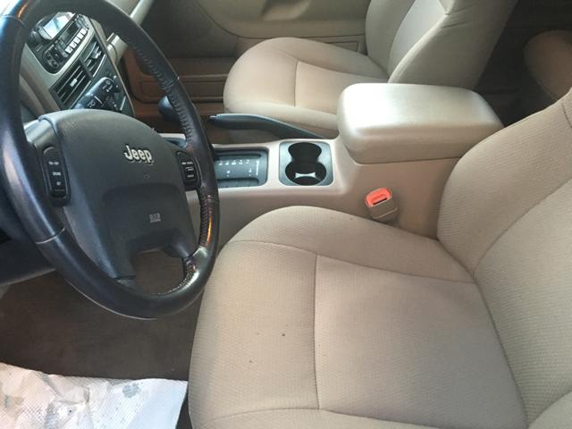 2002 Jeep Grand Cherokee Laredo 4dr 4WD SUV - Schenectady NY