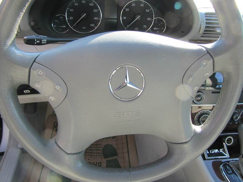 2006 Mercedes-Benz C-Class C280 Luxury 4MATIC AWD 4dr Sedan - Schenectady NY