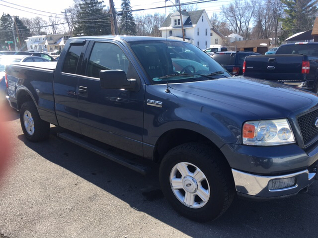 2004 Ford F-150 4dr SuperCab XLT 4WD Styleside 5.5 ft. SB - Schenectady NY