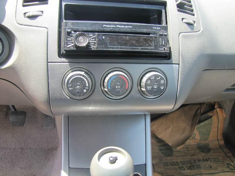 2005 Nissan Altima 2.5 S 4dr Sedan - Schenectady NY