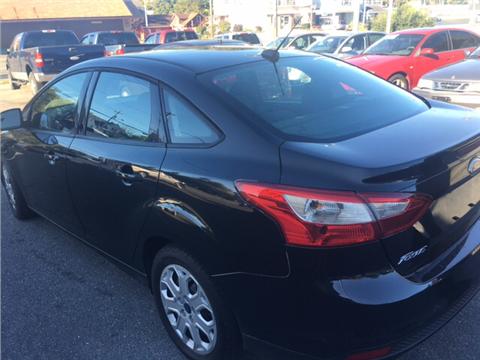 2012 Ford Focus for sale in Schenectady, NY