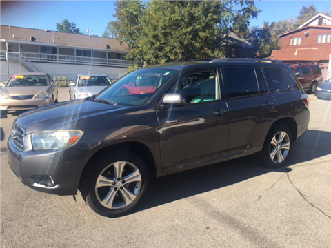 2008 Toyota Highlander for sale in Schenectady, NY