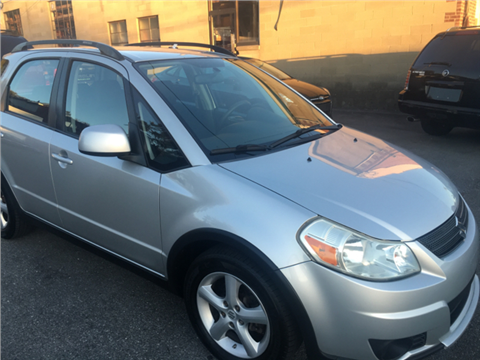 2007 Suzuki SX4 Crossover for sale in Schenectady, NY