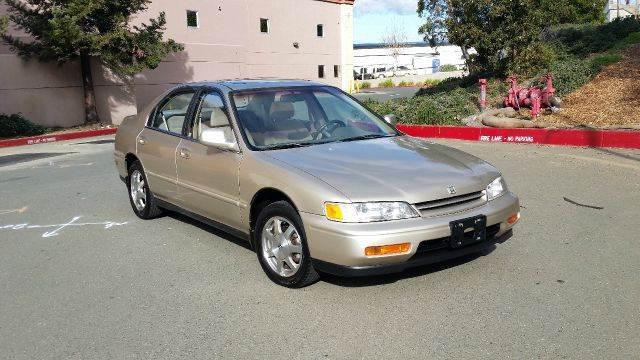 1994 Honda Accord EX 4dr Sedan In PINOLE Oakland Berkeley CLEAN ...