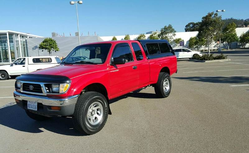 1995 toyota tacoma v6 2dr 4wd extended cab sb in pinole ca. Black Bedroom Furniture Sets. Home Design Ideas