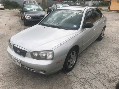 2001 Hyundai Elantra for sale in San Antonio, TX