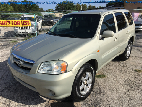 2005 Mazda Tribute for sale in San Antonio, TX