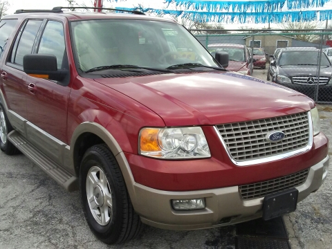 2004 Ford Expedition for sale in San Antonio, TX