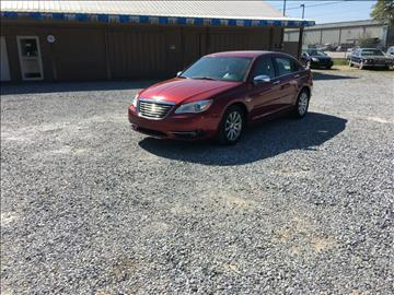2013 Chrysler 200 for sale in Laurel, MS